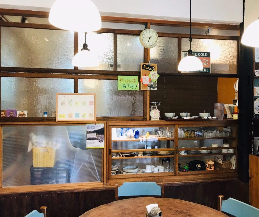 Cafeやまね食堂 内観2