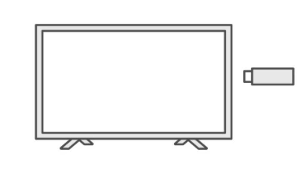 HDMI端子 接続