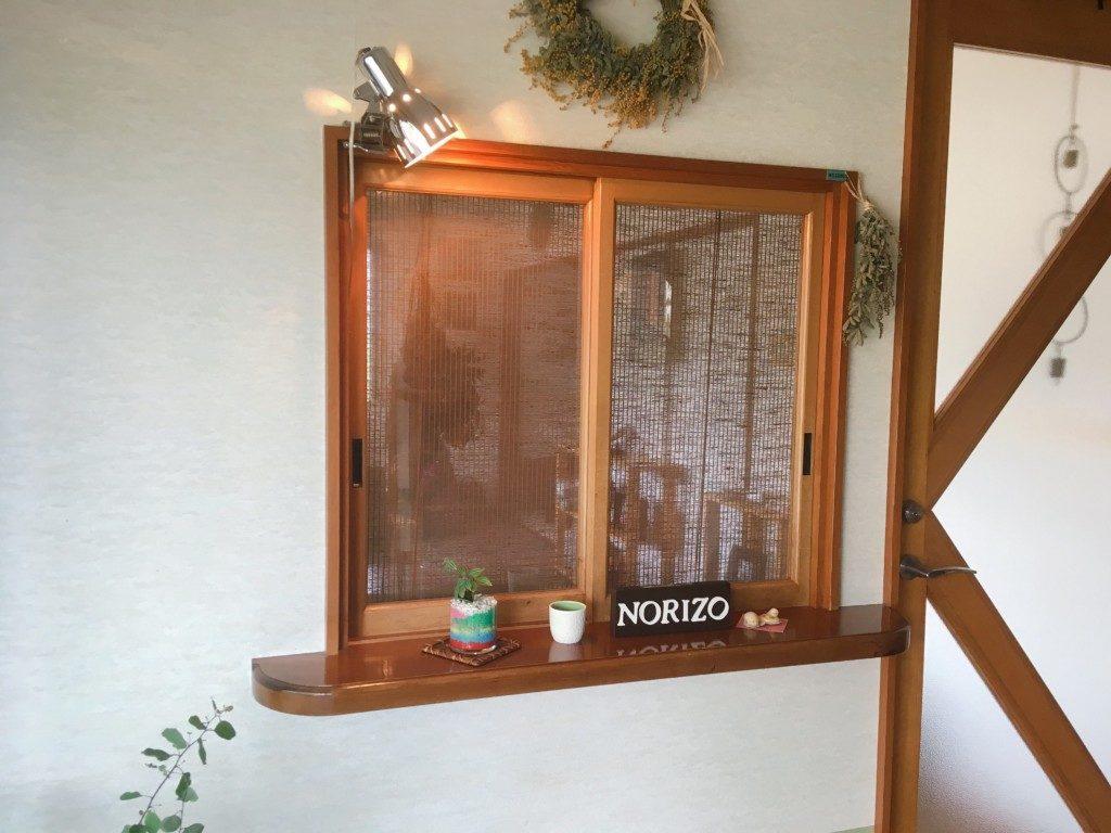 norizocafe玄関