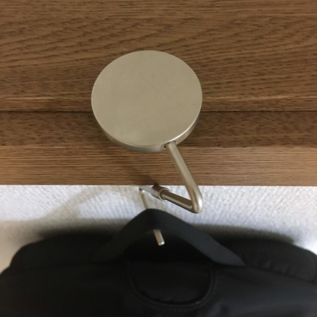 バックハンガー 使用例2